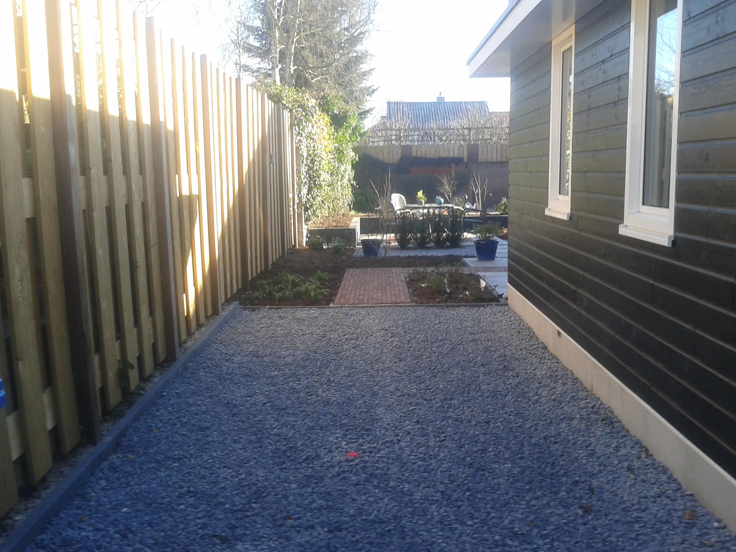Zelf tuin aanleggen mooi grote tuinen huis ontwerp